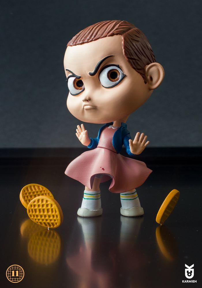 Eleven Rare toy by Oasim Karmieh