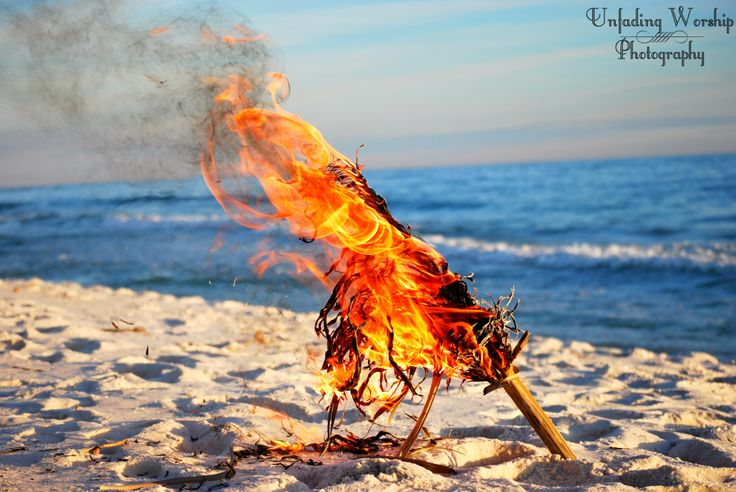 Fire! Fire! Bonfire anyone? Copyright: Unfading Worship Photography Taken and Edited By Sarah Myers
