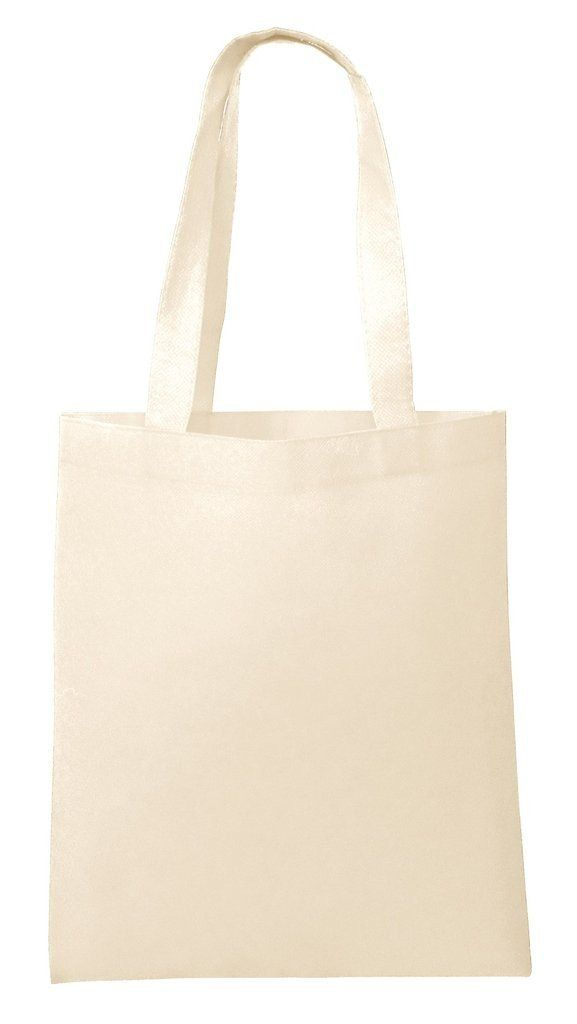 These Promotional budget friendly, well made, cheap, non woven tote bags are great for any purpose, Business event, promos, baby showers, weddings, small busine