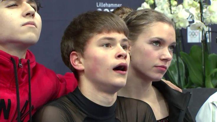 Deniss Vasiljevs - Mixed Team - Youth Olympic Games