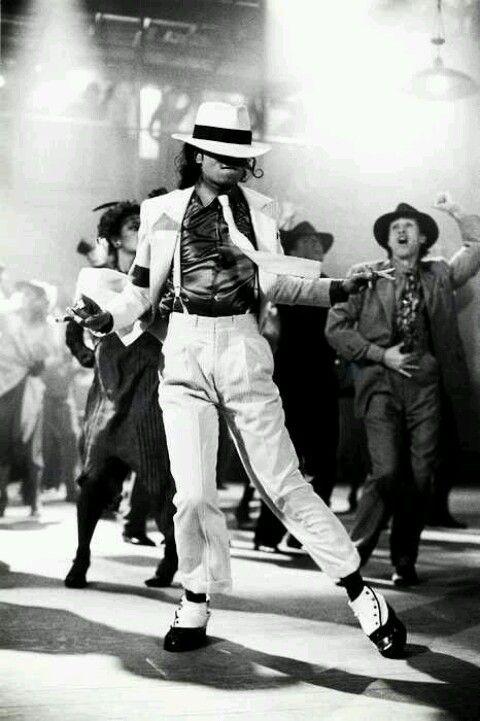 Smooth Criminal , Michael Jackson Footage