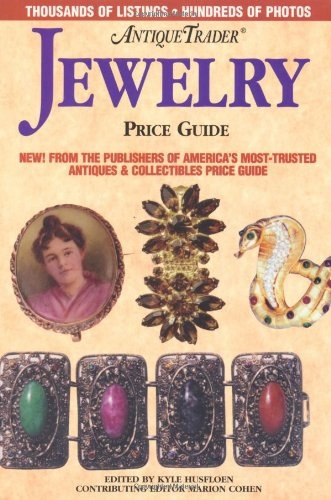 Antique Trader Jewelry Price Guide (Antique Trader's Jewelry Price Guide)