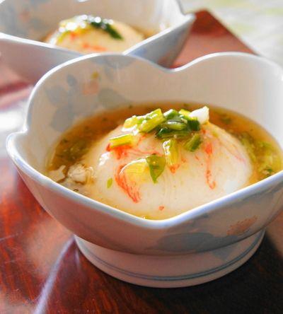 「長いもの真薯(しんじょ)風 かに風味」のレシピ by mimitearstarさん | FOODIES レシピ - 世界中の家庭料理に出会える、レシピのソーシャルブログ