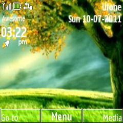 Download Beauty View Nokia Theme | Mobile Toones