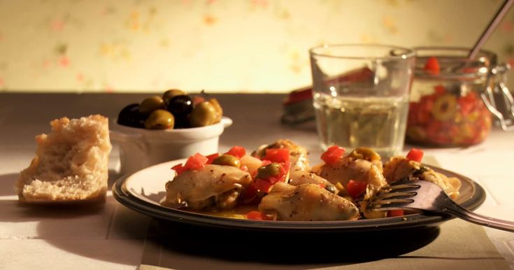 Découvrez cette recette de Calmars farcis pour 4 personnes, vous adorerez!