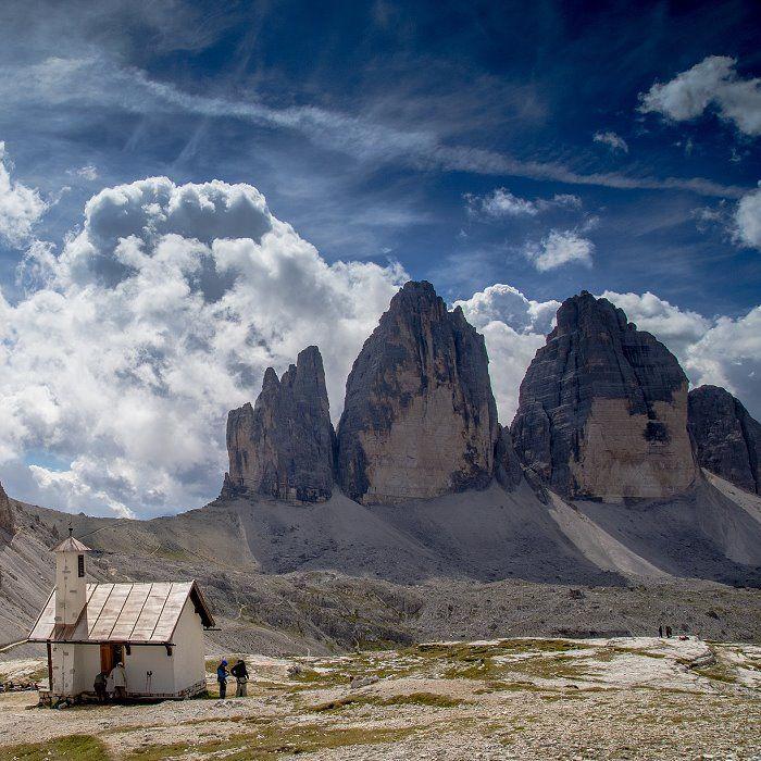 Ein Film Der In Den Sudtiroler Dolomiten Spielt Drei Zinnen