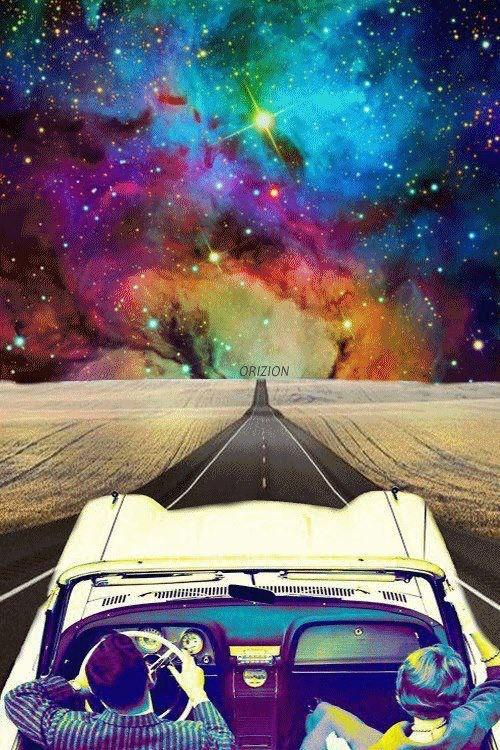 """""""C'est doux, la nuit, de regarder le ciel. Toutes les étoiles sont fleuries.""""…"""