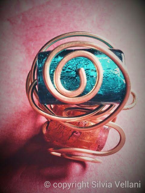 Marea di Leuko: Anelli in bronzo - bronze rings