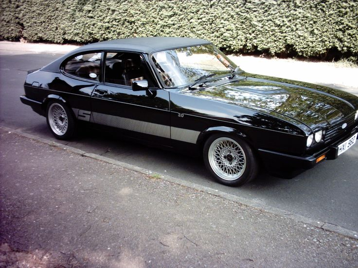 1973 Ford Capri                                                                                                                                                                                 More
