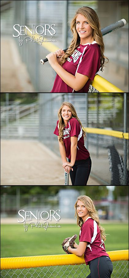 All-Star: Softball senior picture ideas for girls, Des Moines, IA #softballseniorpictureideas #softballseniorpictures #seniorsbyphotojeania