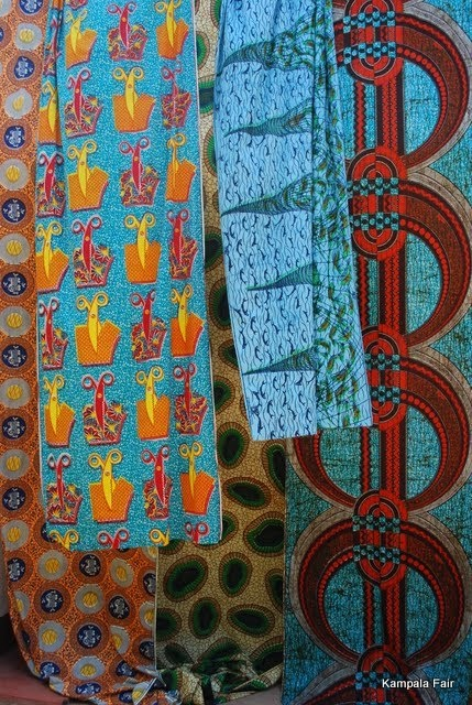 the african fabric hookup