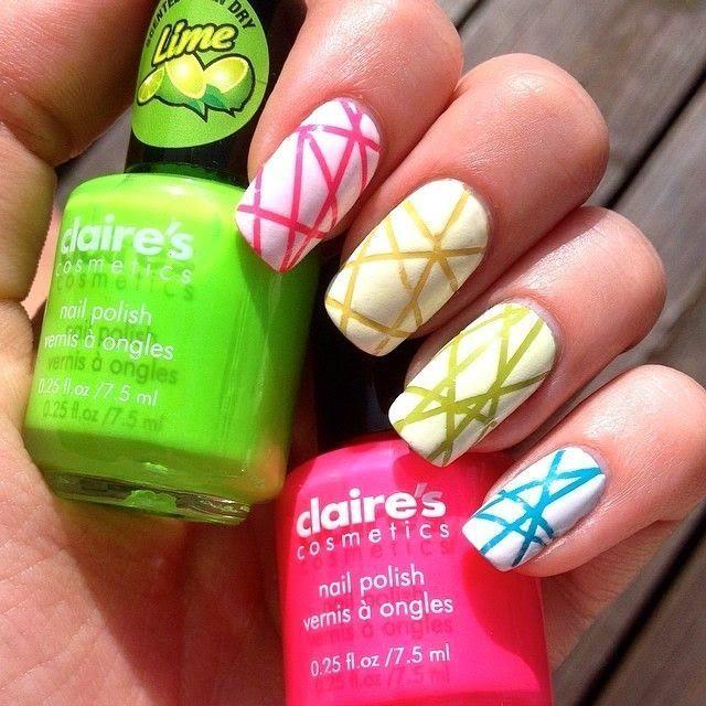 103 mejores imágenes de Nail Art en Pinterest | Arte de uñas ...