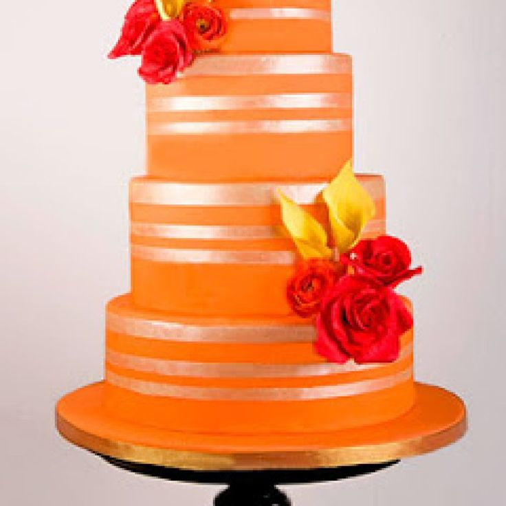 Fall Wedding Cake Flavor Ideas Toppers