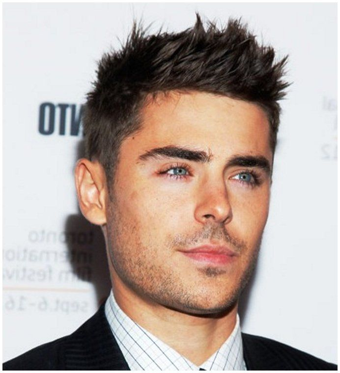 Mens Short Hairstyles For Thick Hair 4 Mens Short Hairstyles Haircut For Men Pinterest