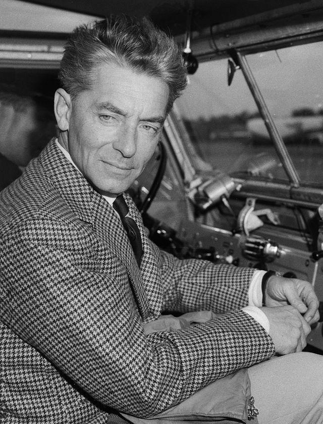 Herbert von Karajan 1963 - Herbert von Karajan - Wikipedia, the free encyclopedia