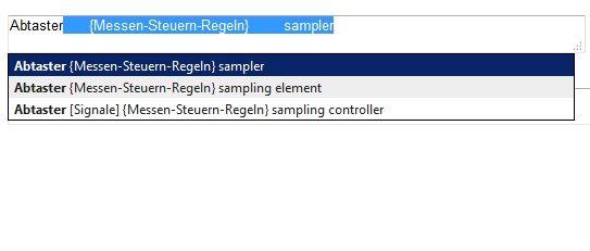 EXAMPLES: TECHNICAL TERMS of robotics (CD-ROM glossary + german-english dictionary mechatronics) - Bild 8