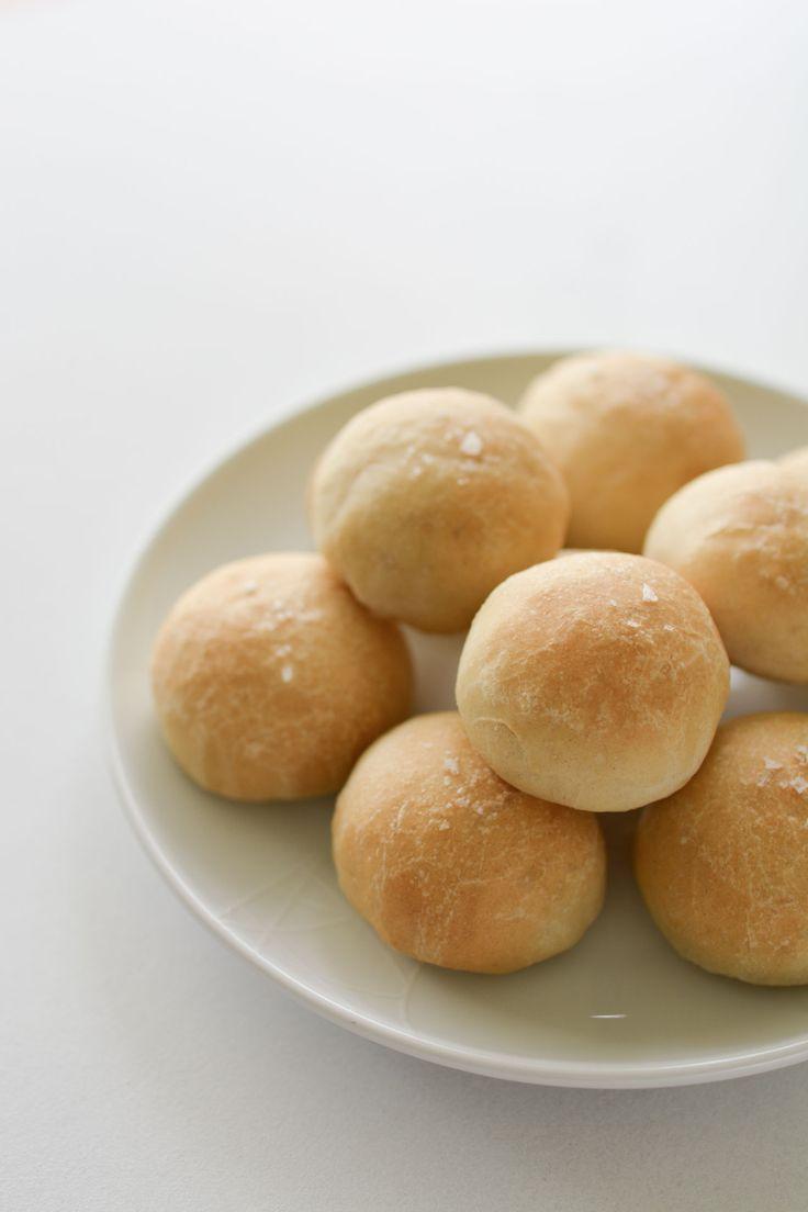 Doughballs with Homemade Garlic Butter - Lauren Caris Cooks