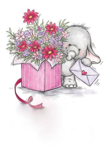 Creative Elephant Drawings