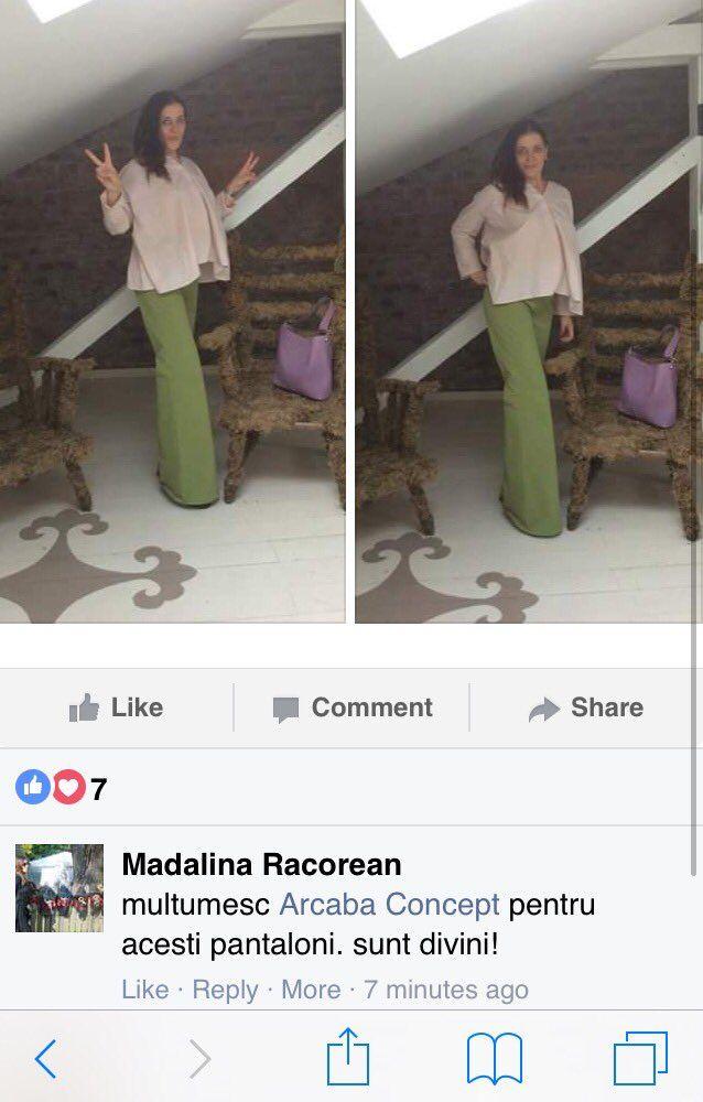 "Arcaba Concept on Twitter: ""@arcaba_concept #romanian #designer #fashion #pants #green #AprilUpdate https://t.co/fevdnGjTfU"""
