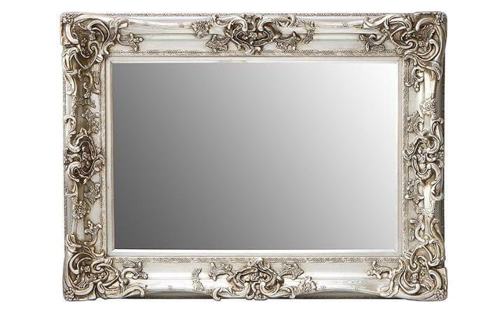Valentina Silver Mirror
