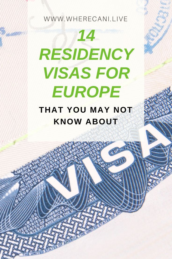 How To Get Residency In Spain As A Us Citizen