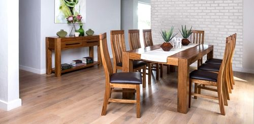 Bexley, Small Fixed, Set With 8 Chair