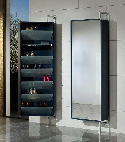 47 fantastiche immagini su scarpiera su pinterest mobili - Mobili contenitori design ...