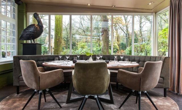 Restaurant Bosch en Duin - Het Anker furniture #projectmeubelen #projectfurniture