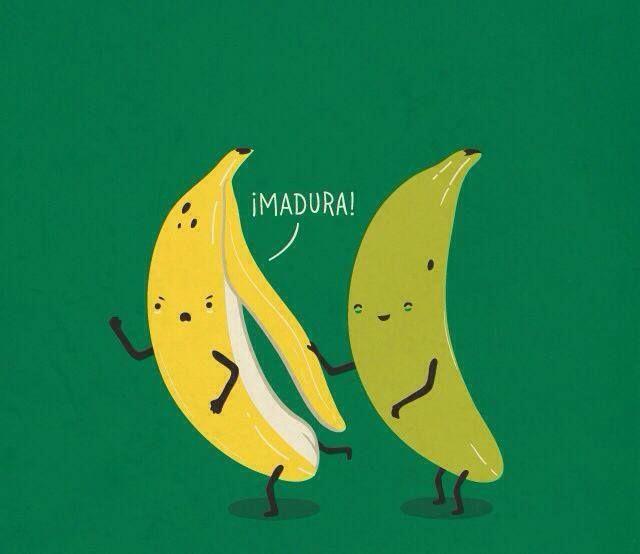 Un estudio científico japonés: Resulta que los plátanos maduros producen una sustancia llamada TNF (factor de necrosis tumoral) que tiene la capacidad para combatir las células mutantes (cancerígenas). El grado de efecto anti-cáncer corresponde al grado de madurez de la fruta, por eso entre más negros más efectivos. Según el profesor Dr. Darryl See, de la Universidad de Tokio, los plátanos amarillos con la piel con manchas oscuras son 8 veces más eficaces que los más verdes!