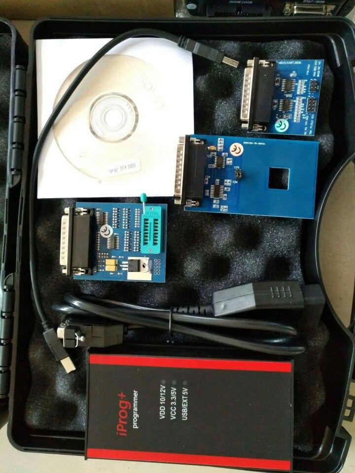 IprogPlus #Iprog+ Iprog Pro Odometer Correction Scanner ODO Adjust