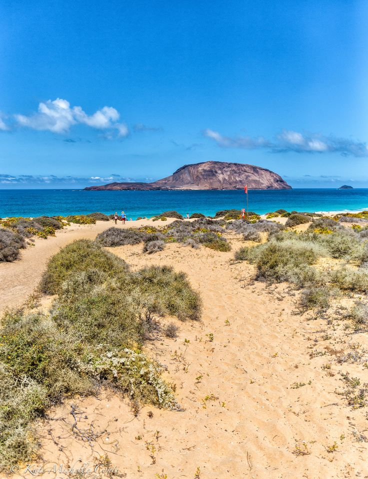 La Graciosa. Lanzarote, Canary Islands. theitalianchica.com