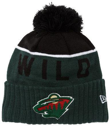 New Era Cap NHL Minnesota Wild Sport Beanie