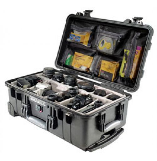 #Photography #Cameras #Case Peli 1510. The Peli 1510 is a spacious #waterproof case that comes with substantial depth which creates an overall practical peli case.