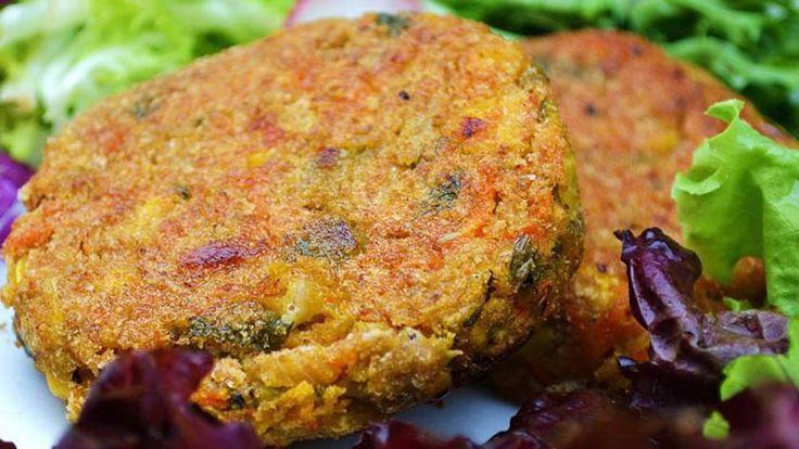 Hamburguesas Veggie de Quínoa (apta para celíacos) | GreenVivant