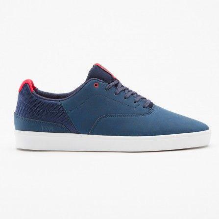 zapatilla skate Vans azul marino
