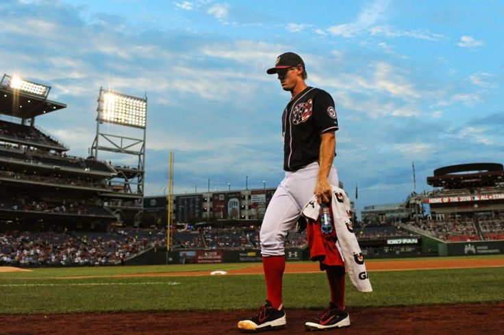 """Stephen Strasburg and His Year Before Free Agency = For Washington Nationals pitcher Stephen Strasburg and his agent Scott Boras, everything was pointed toward 2016. From the time he became the consensus number-one pick in the draft in 2009 to the upcoming season, his arm had to be protected for the """"future."""" That included innings limits, pitch counts and the infamous....."""