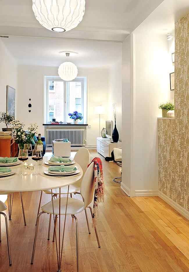 37 best images about pisos on pinterest madeira a - Pisos pequenos decoracion ...