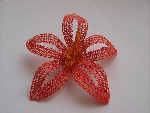 LenaP. / Paličkovaný kvet