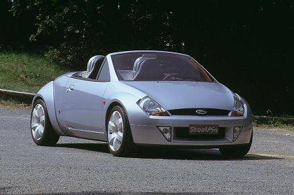 Ford Street Ka (Ghia), 2000