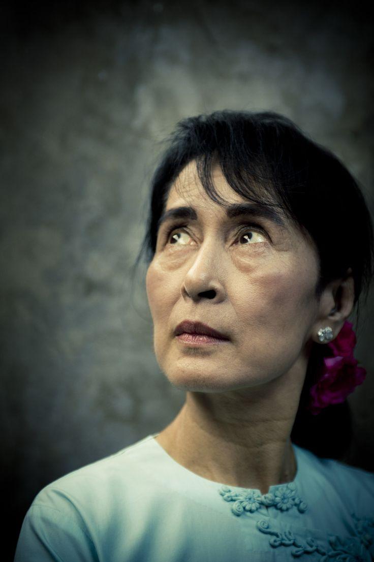 Aung San Suu Kyi, 8 marzo, festa della donna,