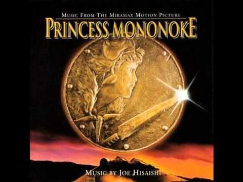 Princess Mononoke OST - Mononoke Hime (Princess Mononoke Theme Song) [Vocal Ending] this is so perfect