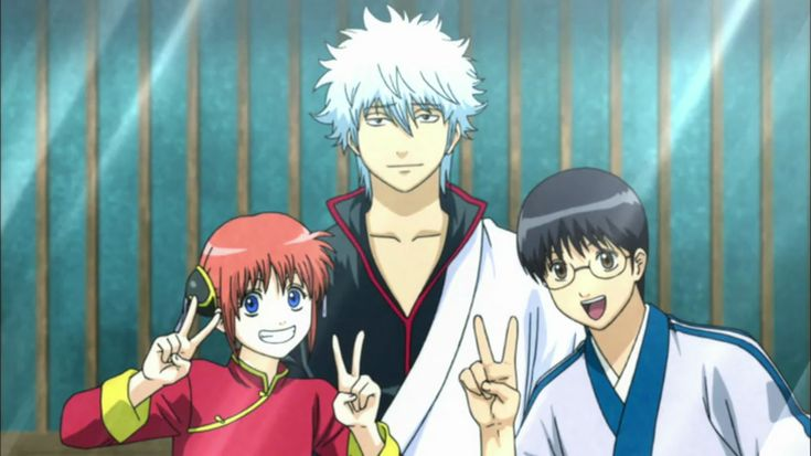 8 days to go for new Gintama! Watch at: http://gintamaonline.com/ #Gintama #Gintama2015 #GintamaEpisode266 #GintamaOnline