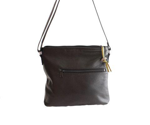 Small Y Bag www.indiansummerleather.com #purses #handbags #canada #fashion