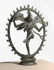 Natarajar : Shiva as Lord of the Dance : Artwork during Chola Dynasty(9th to 13th centuries) India