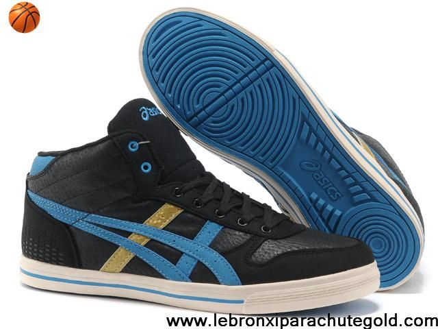 separation shoes 79f31 fb0d3 ... discount code for wholesale discount 2013 asics high skateboard shoes  black blue fc958 b4e28