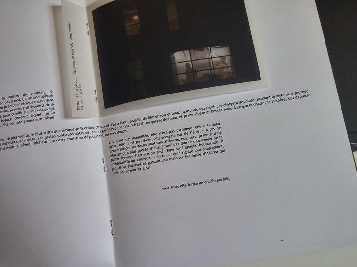 L'Autopsie du quotidien - Fadingpaper  Celine Huyghebaert & Gwendolina Genest