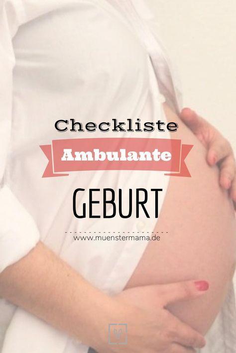 Checkliste für die ambulante Geburt im Geburtshaus oder in der Klinik. Auch wer direkt nach der Geburt seines Baby zurück nach Hause fahren möchte benötigt eine Tasche und ein paar persönliche Gegenstände für die Geburt. die-ambulante-geburt-ich-habe-meine-tasche-gepackt-und-fuer-euch-ein-pdf-erstellt/