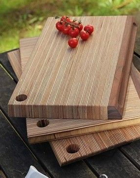 Unique Chopping Boards - contemporary - knives and chopping boards - Not on the High Street