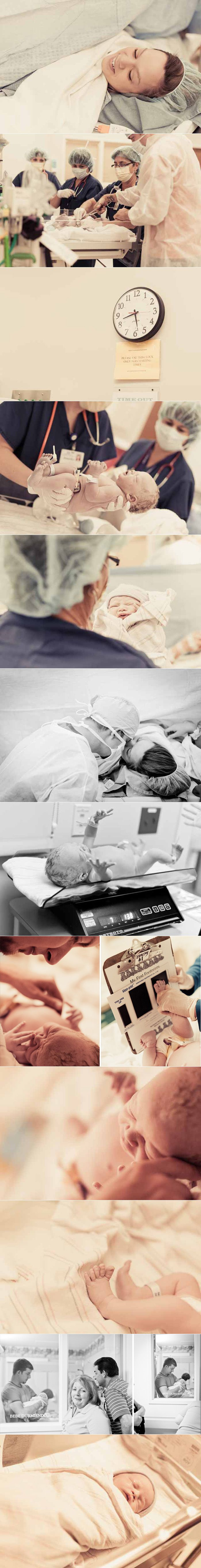 beautiful c-section birth story by BG Photography [i absolutely ADORE these shots hope one day I can get married have kids and get these pics!  Too perfect! ]