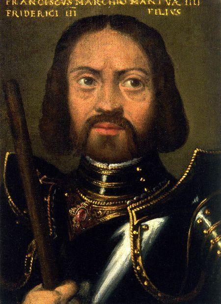 Francesco II Gonzaga, Marquess of Mantua (1466-1519) was ...